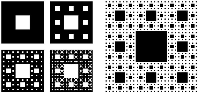 Fractales arquetipos de la creaci n en la naturaleza el - Alfombras dibujos geometricos ...