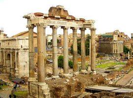 Nueva Acrópolis - Vida cotidiana en Roma