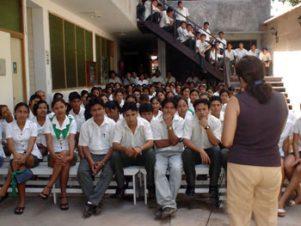 Nueva Acrópolis - Conferencia jóvenes Perú