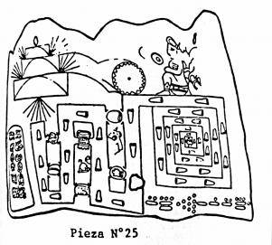 Códice Porrúa - Pieza 25