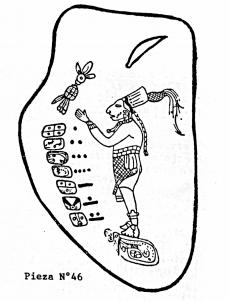 Códice Porrúa - pieza 46