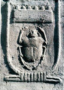 Nueva Acrópolis símbolo Escarabajo