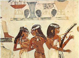 Nueva Acrópolis - Fiestas en Egipto