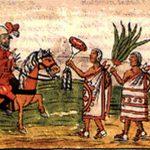 Presagios de la llegada de los conquistadores a México