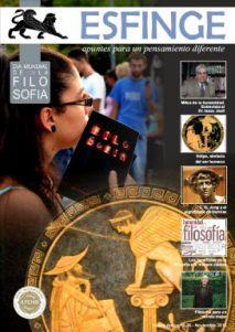 Revista Esfinge - Nueva Acrópolis. Nov 2015