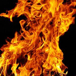 Nueva Acrópolis símbolo Fuego