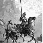 Poesía: Letanía a nuestro señor Don Quijote
