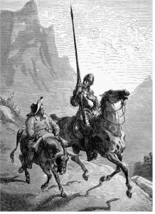 Nueva Acrópolis - Don Quijote