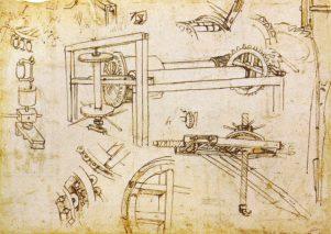 Nueva Acrópolis - máquina de Leonardo