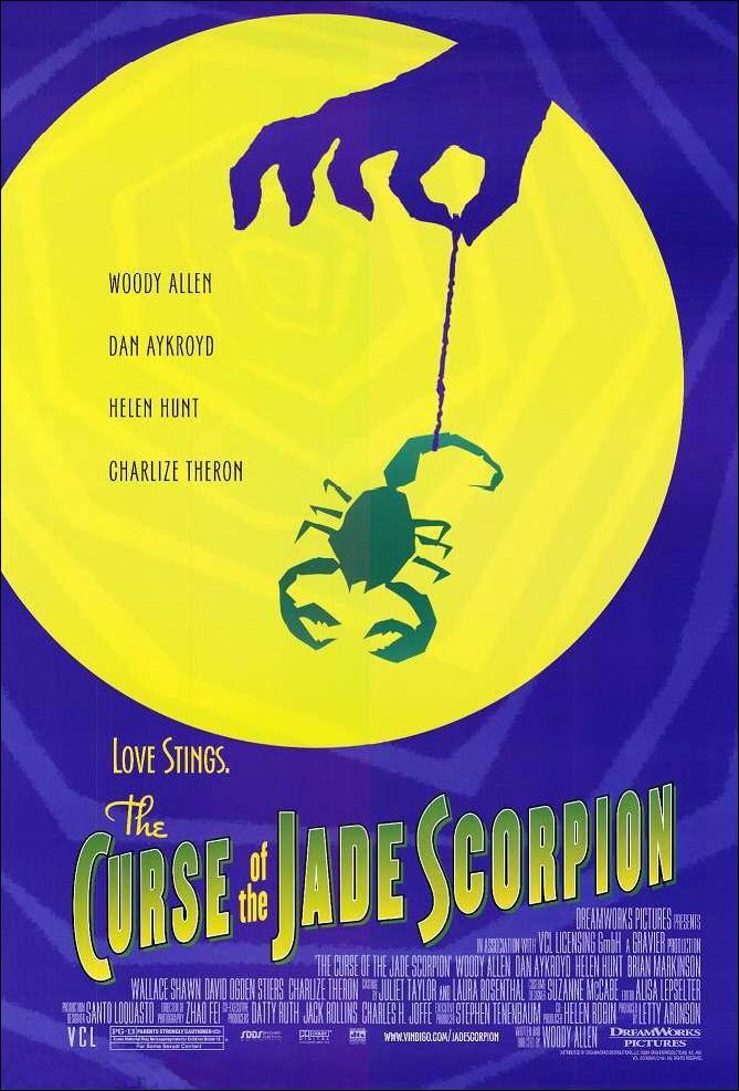 685735ead2f5 Cine: La maldición del escorpión de jade - Biblioteca de Nueva Acrópolis