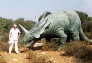 Triceratops - Parque prehistórico de Mallorca