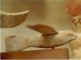 Nueva Acrópolis - Pájaro de Saqqara