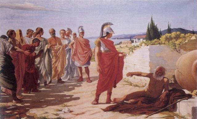 Nueva Acrópoli - Diógenes