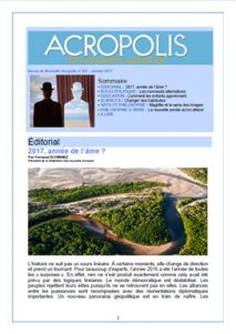 Revue Acropolis Enero 2017