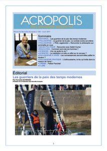 Revue Acropole - Marzo 2017