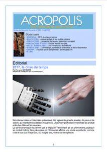 Revue Acropolis - Abril 2017