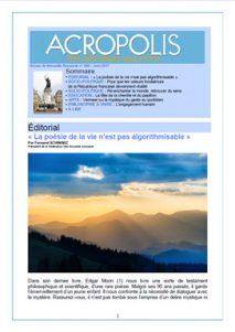 Revue Acropolis June 2017