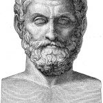Anécdotas filosóficas: Tales, filósofo, matemático y… meteorólogo
