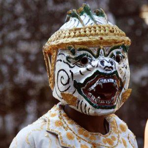 Nueva Acrópolis Símbolo Máscara