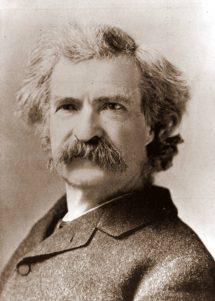Nueva Acrópolis - Mark Twain