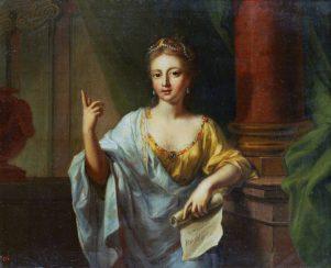 Polimnia, la musa de la Poesía Sacra