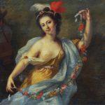 Terpsícore, la musa de la Danza