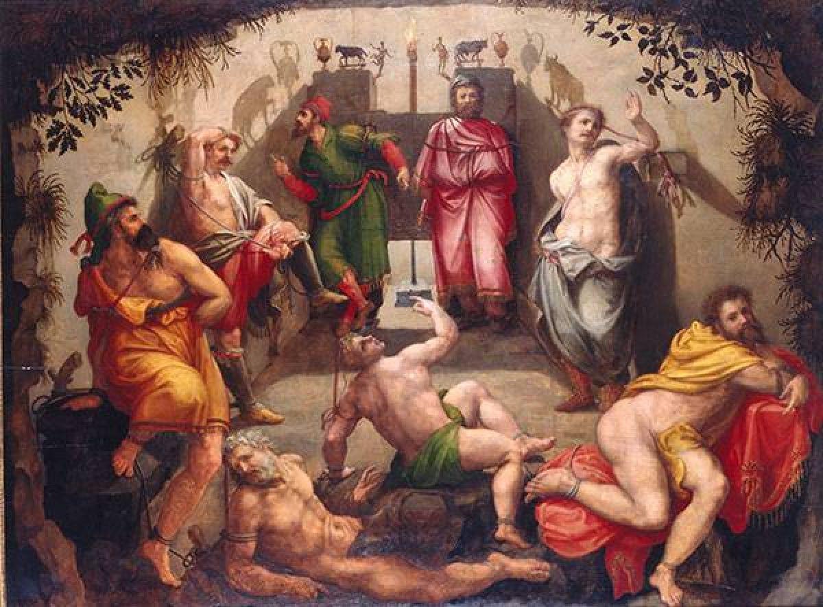 Sentido del mito en Platón - Biblioteca de Nueva Acrópolis