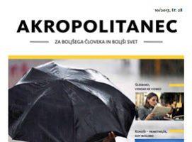 Akropolitanec - Oct 2017