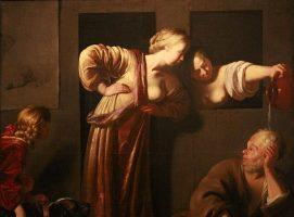 Sócrates y Xantipa
