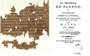 Nueva Acrópolis - libro Platón