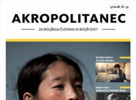 Akropolitanec - Mayo 2018