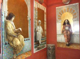 Nueva Acrópolis - Mujer en Al Andalus
