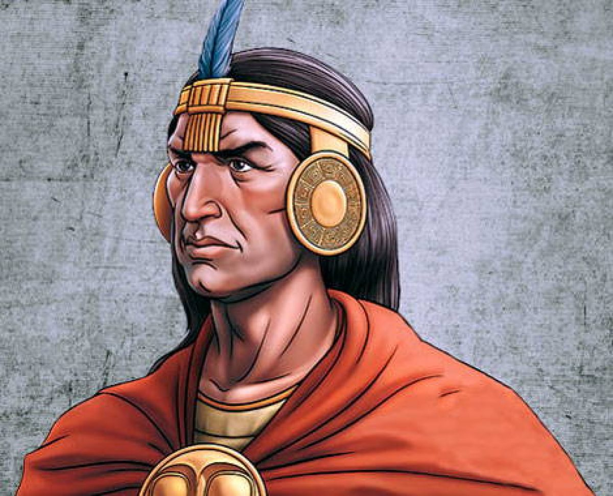 Anécdotas filosóficas: la sabiduría del Inca Pachacutec - Biblioteca de  Nueva Acrópolis