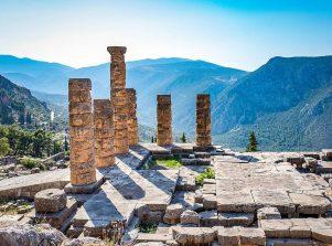 Nueva Acrópolis - Templo de Delfos