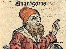 Nueva Acrópolis - Anaxágoras