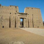 El Templo de Edfú