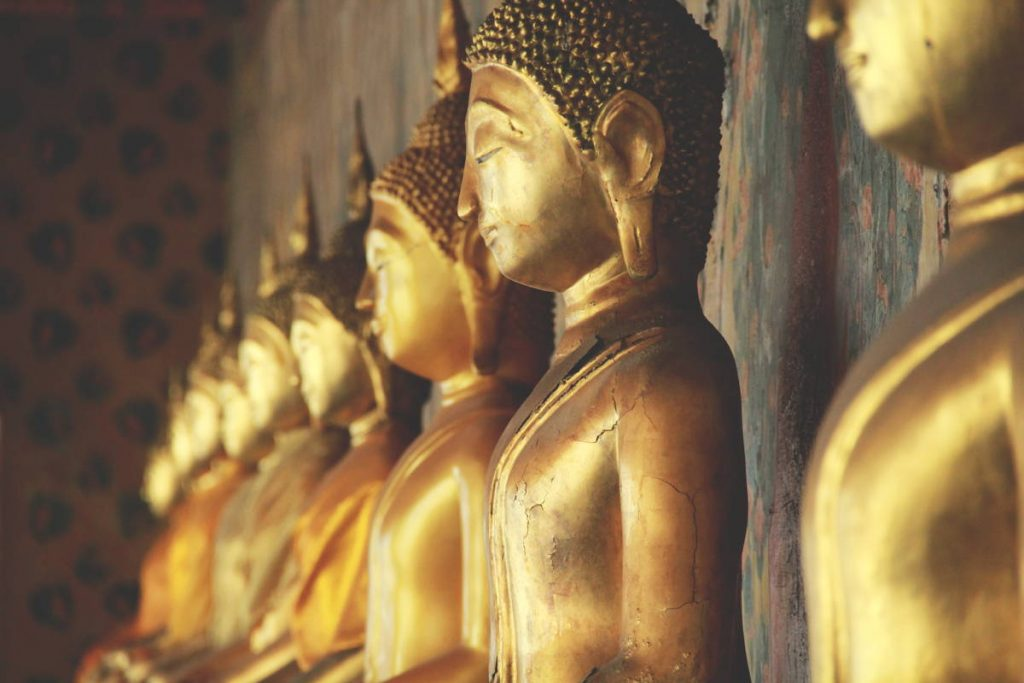 Parábolas budistas