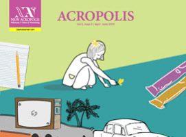 Acropolis - Abril-Junio 2019