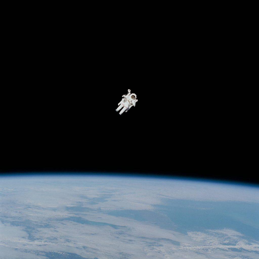 La era espacial