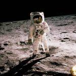 Neil Armstrong, el primer hombre en la Luna
