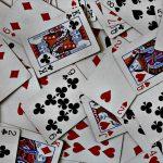 La baraja de cartas, resto del antiguo juego del tarot