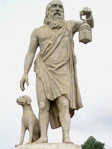 Nueva Acrópolis - Diógenes el cínico