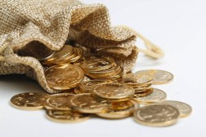 Alejandro y las monedas