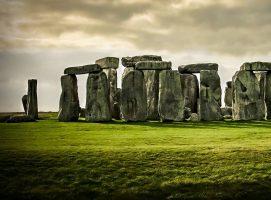 Los druidas - Stonehenge