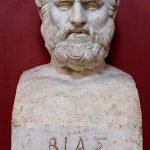 Anécdotas filosóficas: la humildad de Bías de Priene
