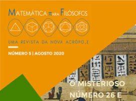 Matemática para filósofos Aug-2020