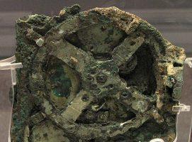 Antikythera - Enigmas tecnológicos