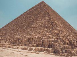 Gran pirámide Kheops