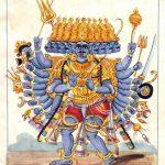 El sueño de Ravana y las enfermedades del alma