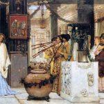 Fiestas sagradas en la antigua Roma